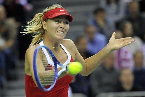 La venue de Sharapova à Luxembourg reste en suspens