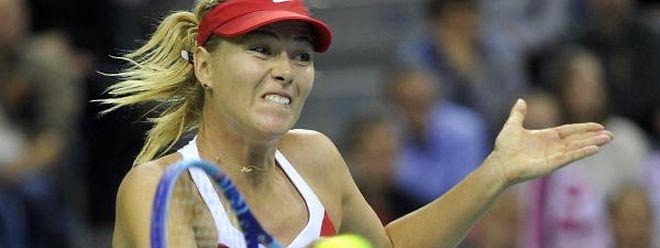 Opérée de l'épaule droite en février, Maria Sharapova a manqué une bonne partie de la saison et a d'ailleurs déclaré forfait à Linz cette semaine
