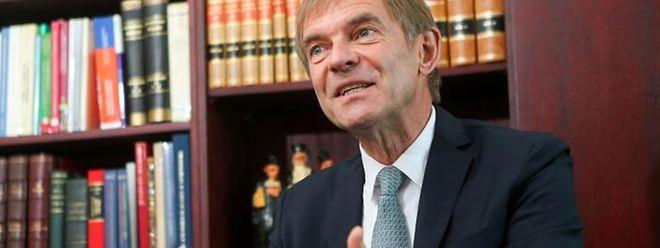 Georges Ravarani wird Richter am Europäischen Gerichtshof für Menschenrechte.