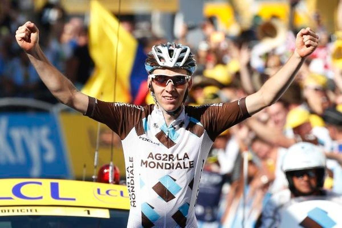 Romain Bardet s'est arraché pour offrir une deuxième victoire à son équipe sur le Tour de France