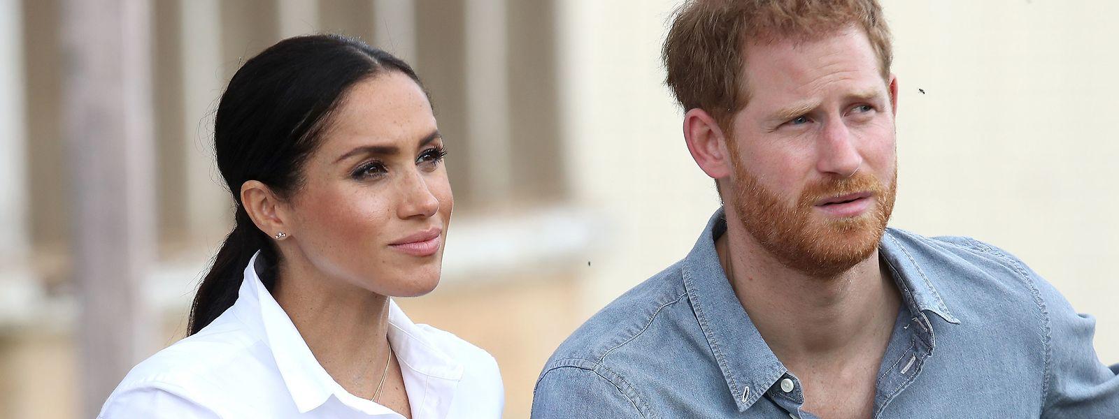 Prinz Harry und Herzogin Meghan leben seit einigen Monaten in Kanada.