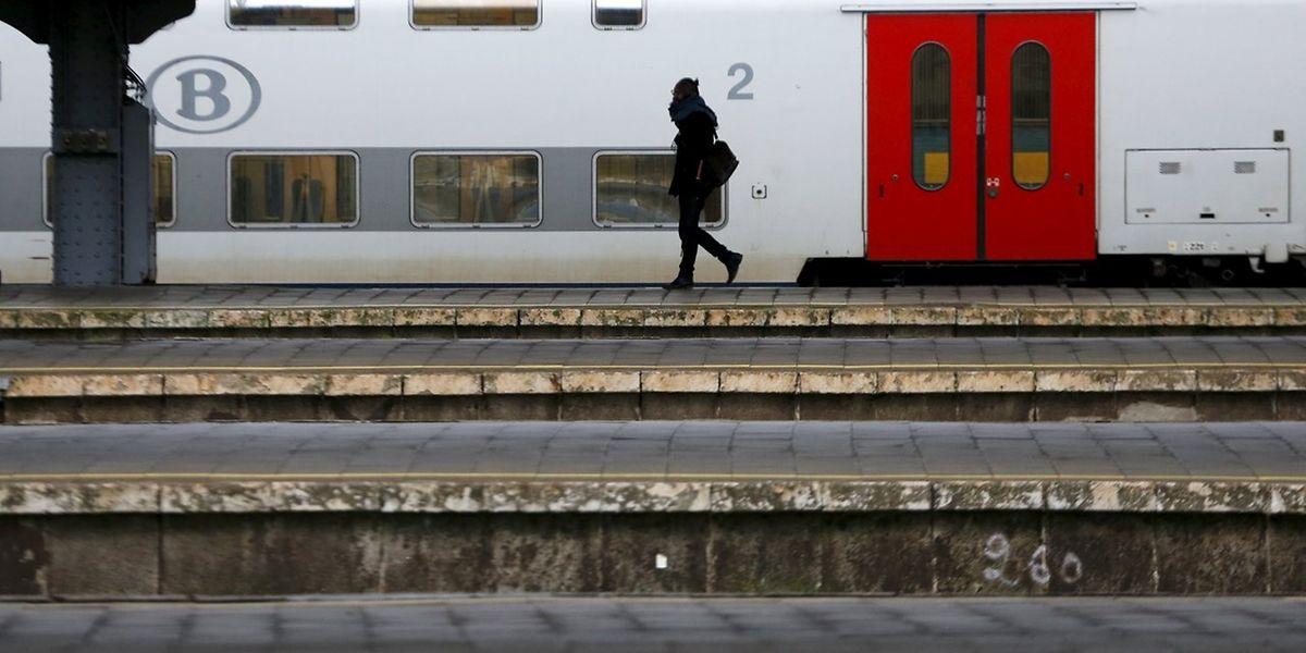 La circulation ferroviaire entre Luxembourg et Kleinbettingen ne pourra probablement pas reprendre avant 21 heures.