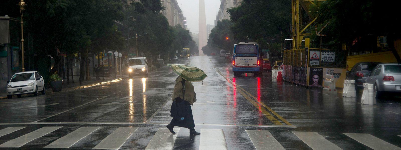 Argentinien, Buenos Aires: In Teilen Südamerikas ist es am Sonntag, den 16.06.2019, zu einem massiven Stromausfall gekommen.