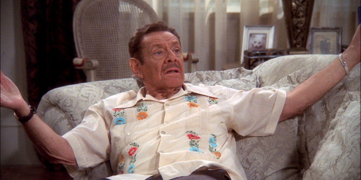 """Internationale Bekanntheit erlangte Jerry Stiller durch seine Rolle als griesgrämiger Arthur Spooner in der US-Serie """"King of Queens""""."""