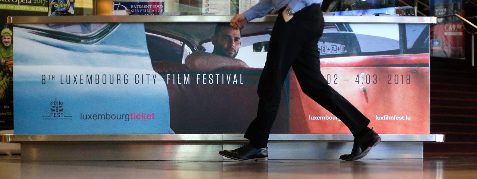 Die achte Auflage des Luxemburger Filmfestivals steckt in den Startlöchern.