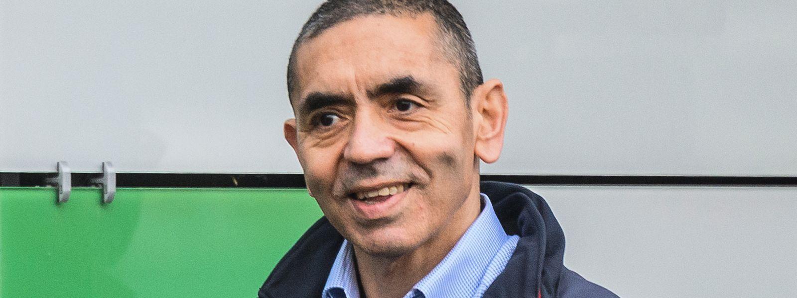 Ugur Sahin, Mitgründer und Vorstandsvorsitzender des Unternehmens Biontech.