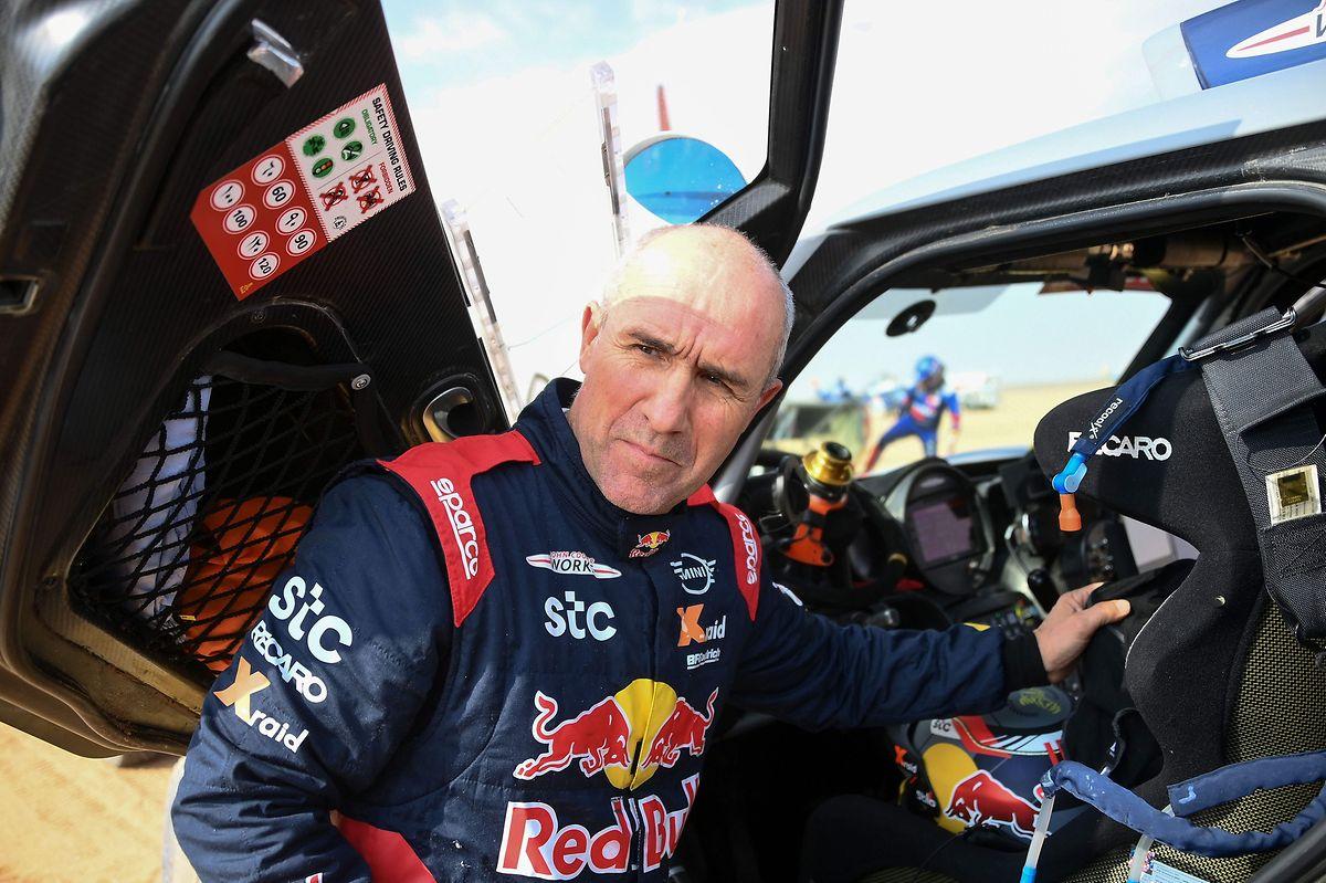 Stéphane Peterhansel weist mit seinen 55 Jahren sehr viel Erfahrung auf.