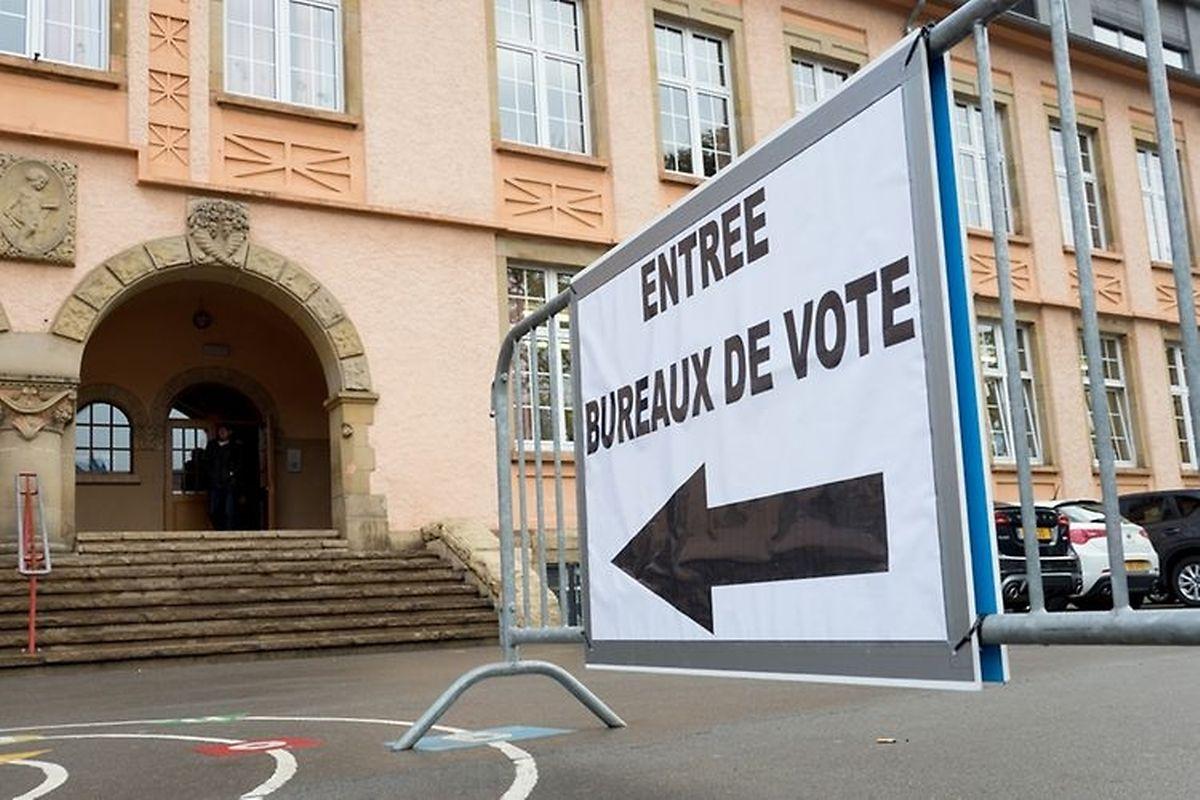 Parmi les differdangeois, notre journaliste a rencontré de nombreux électeurs venus voter pour la toute première fois
