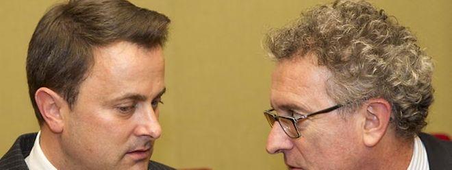 Xavier Bettel und Pierre Gramegna verhalten sich in der Griechenlandkrise eher als außenstehende Beobachter und weniger als Politiker, die aktiv Einfluss auf das Geschehen nehmen.