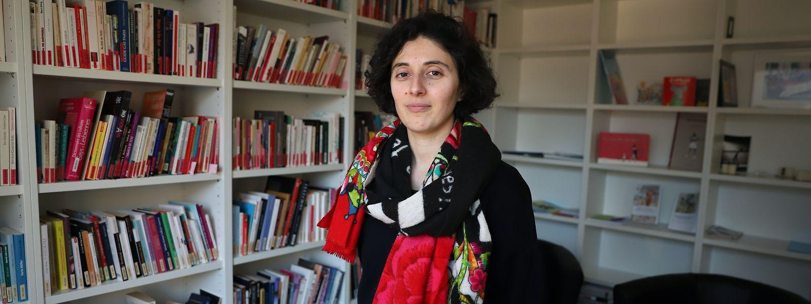Enrica Pianaro, 35 anos, nasceu no Luxemburgo e é filha de imigrantes italianos