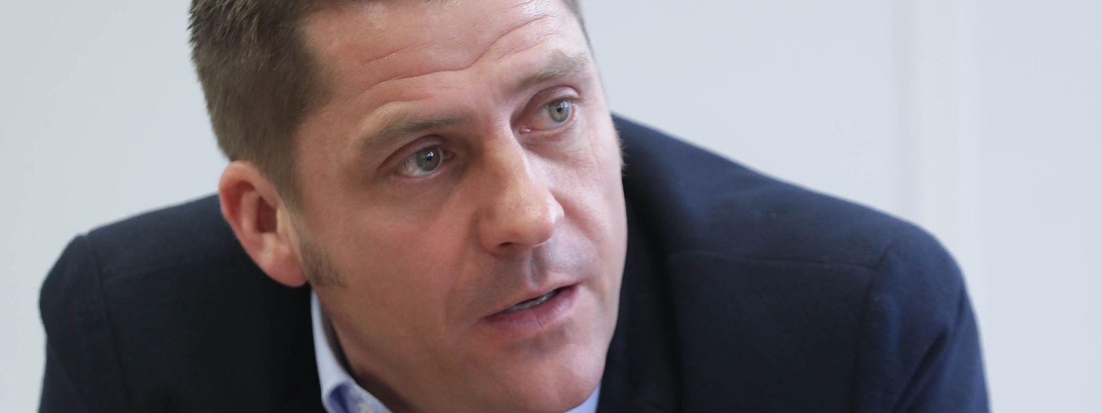 Laurent Mertz, secrétaire général de l'Aleba: «Il y a des lois que nous considérons comme discriminantes».