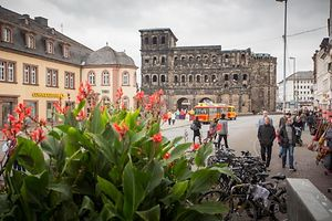 Trier, Treves, Porta  Nigra, Foto Lex Kleren