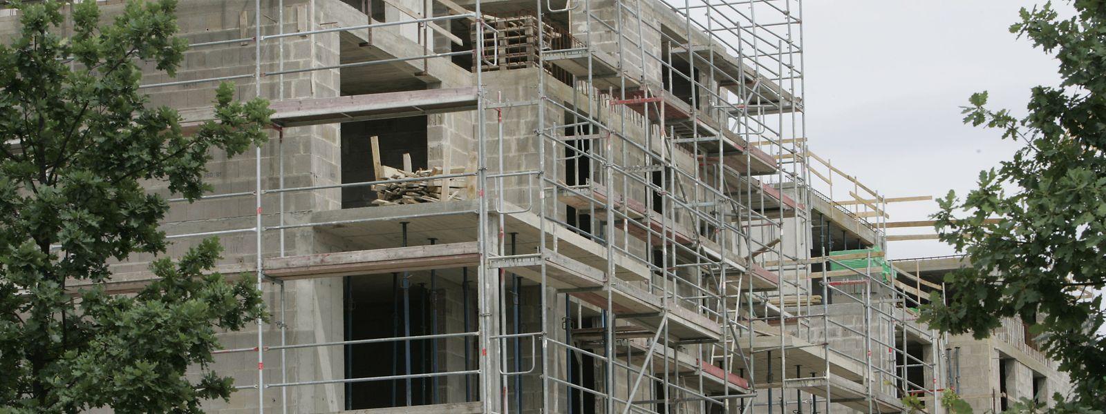 La pandémie a entraîné des retards de construction importants sur certains chantiers.