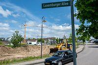 Wi , Wincheringen  , Immobilienpreise in der Grenzregion / Luxemburger ziehen nach Deutschland Foto:Guy Jallay/Luxemburger Wort
