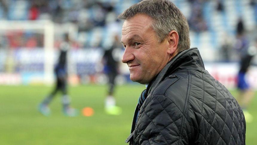 Metz a officialisé l'arrivée de Frédéric Hantz au poste d'entraîneur