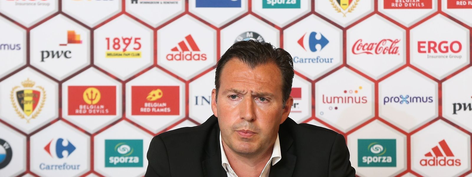 Die Belgier suchen derzeit nach einem Ersatz für Marc Wilmots.