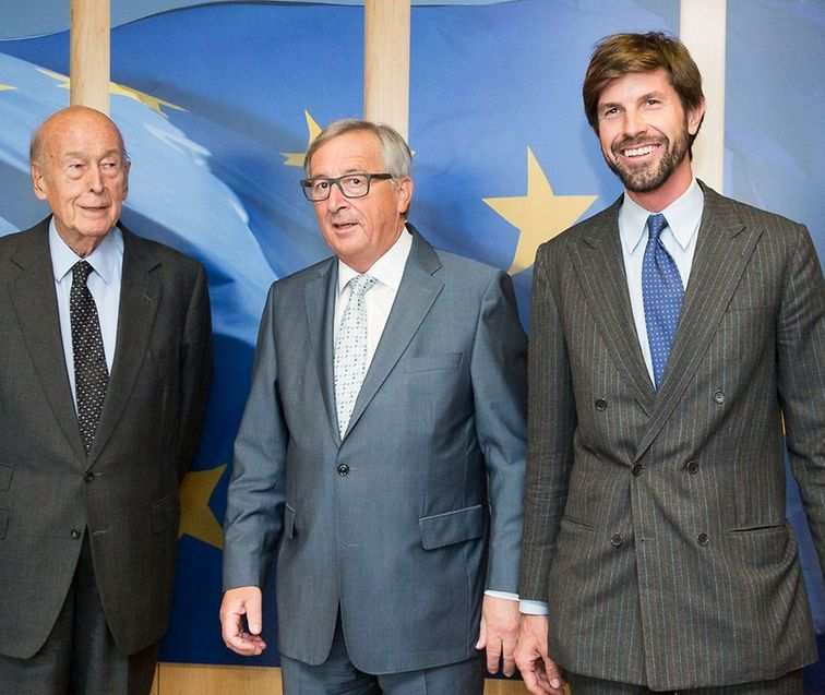 """Auch Kommissionspräsident Jean-Claude Juncker unterstützt die """"REIsearch""""-Initiative"""