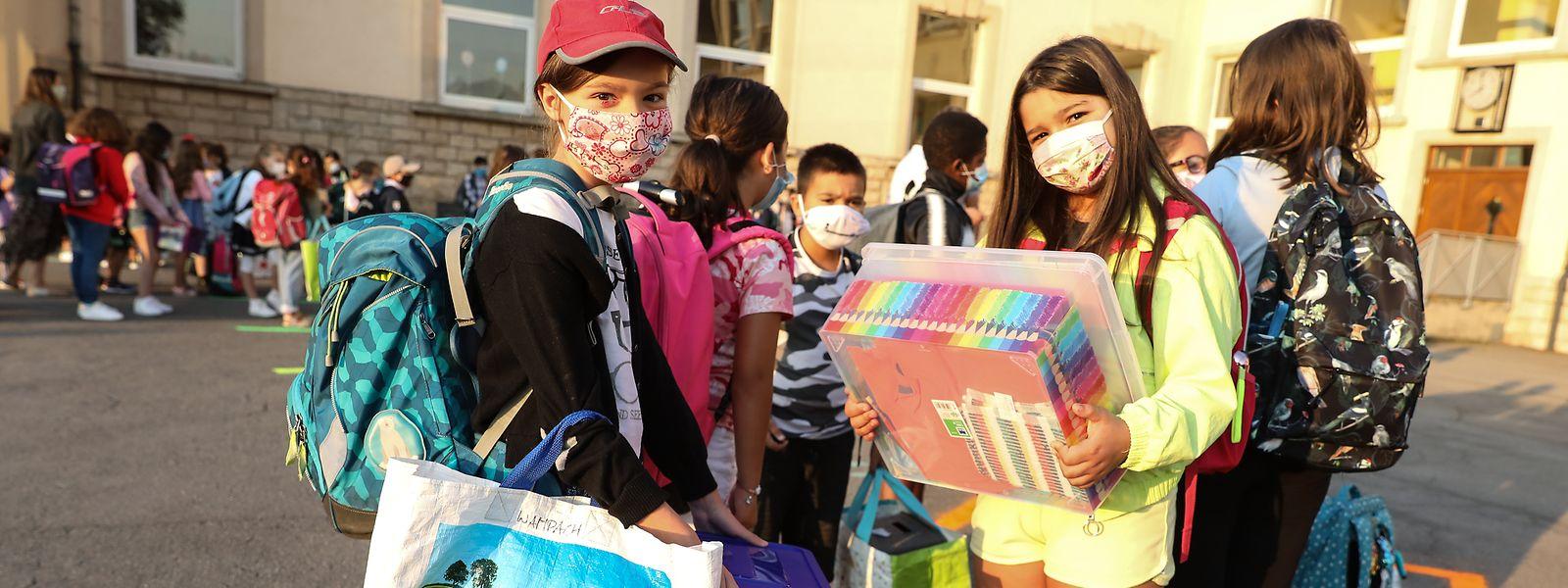 En pleine crise sanitaire du covid-19, la rentrée scolaire 2020/2021 restera à coup sûr dans les annales
