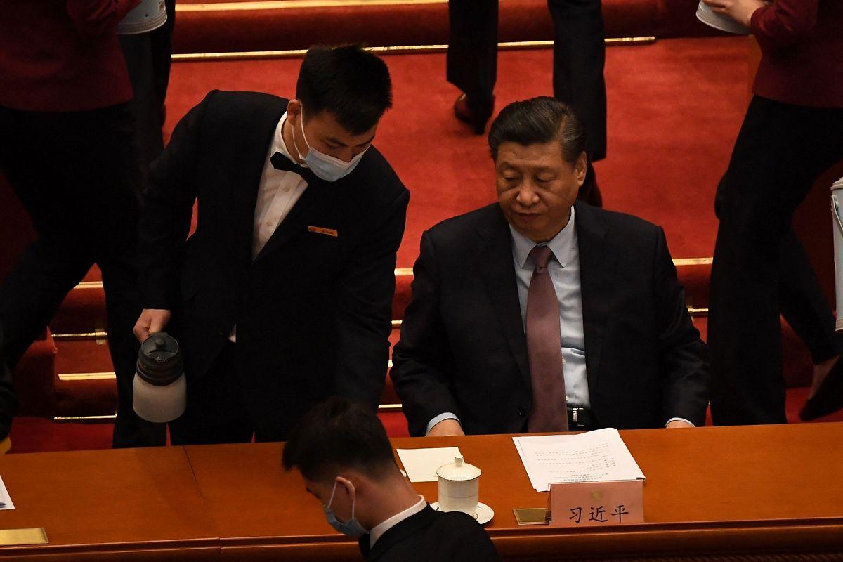 Chinas Staats- und Parteichef Xi Jinping