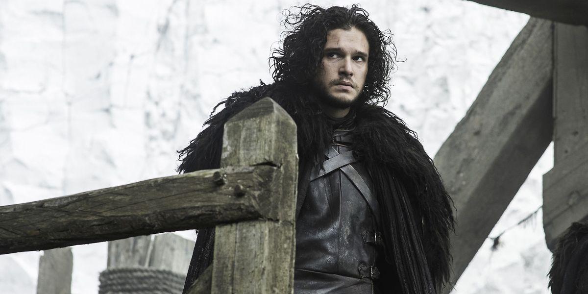 """Kit Harrington spielt weiterhin """"Jon Snow""""."""