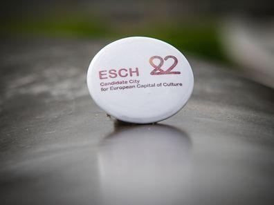 Logo Esch Kulturhaaptstaad - Photo : Pierre Matgé