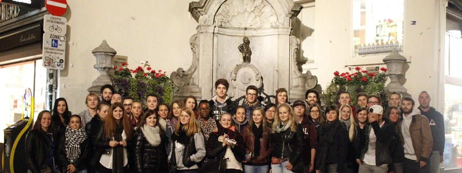 """""""Brüssel, weltweit bekannt als politische Hauptstadt von Europa, bietet eine hohe Vielfalt an kulturellen und intellektuellen Hotspots!"""""""