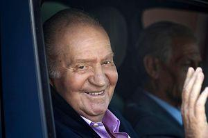 Der spanische König Juan Carlos darf nach einer Operation an der Hüfte wieder nach Hause.