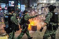 In Hongkong könnte es mit den prodemokratischen Protesten bald vorbei sein.
