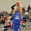 William James Mc Nutt (Etzella - 12) / Basketball Total League Herren Luxemburg, Saison 2018-2019, 9. Spieltag / 17.11.2018 / Basket Racing Club Luxembourg - Etzella Ettelbrück / Centre Sportif Tramsschapp / Foto: Yann Hellers