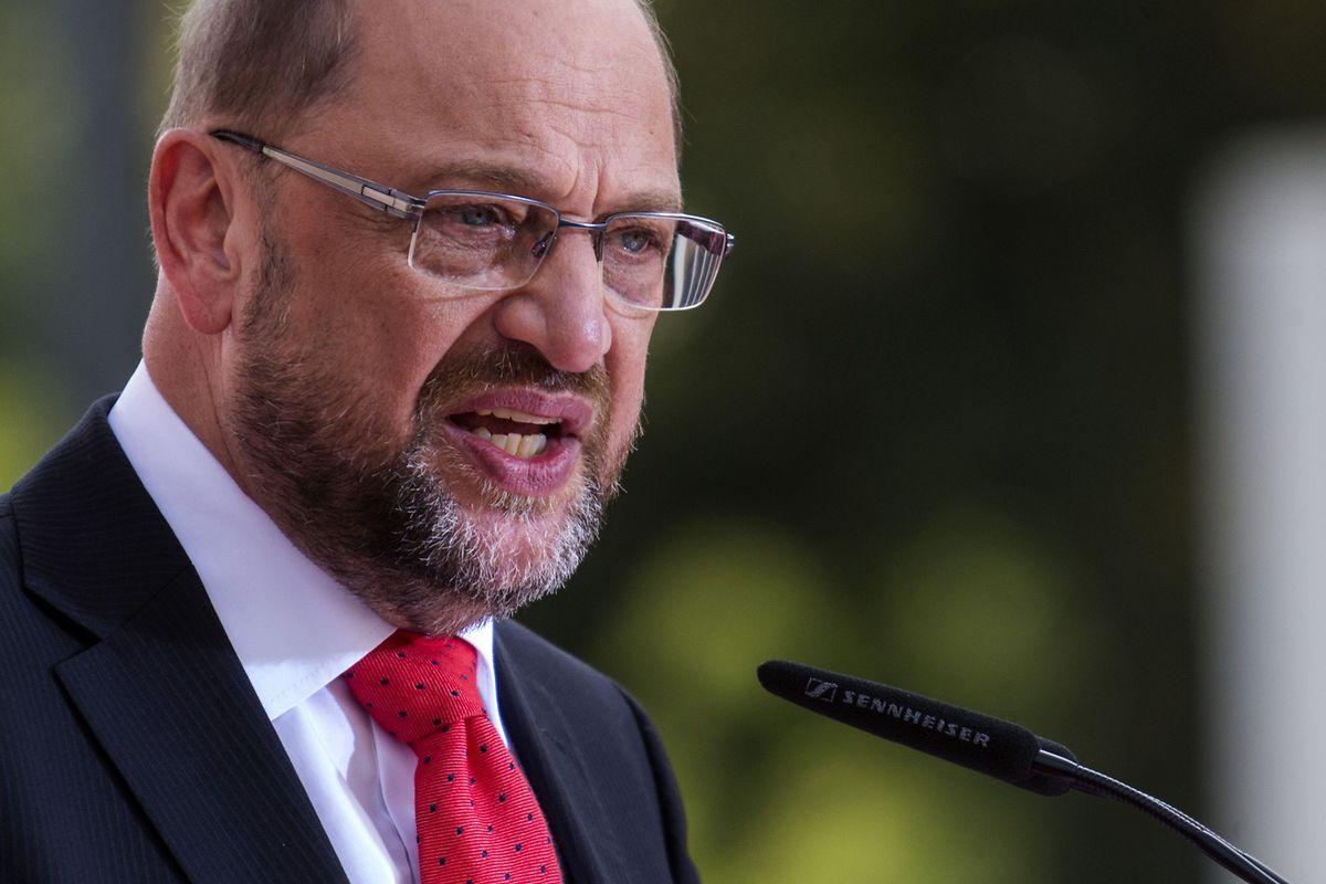Martin Schulz. (Shutterstock)