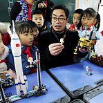 Missão espacial. China recolheu pedaços da Lua