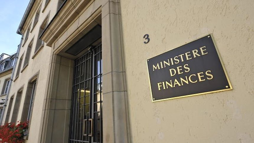 According to Luxembourg's finance ministry, the meetings were initiated by the British side.