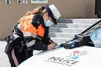 Lok , Speedmarathon , Geschwindigkeitskontrolle ,  Radarkontrolle , Polizei , Police , Sicherheit Verkehr , Foto:Guy Jallay/Luxemburger Wort