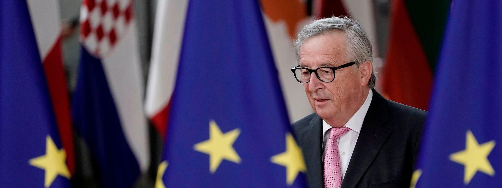Der Kommissionspräsident hatte seinen Unrlaub in Österreich abbrechen müssen, um sich in Luxemburg operieren zu lassen.