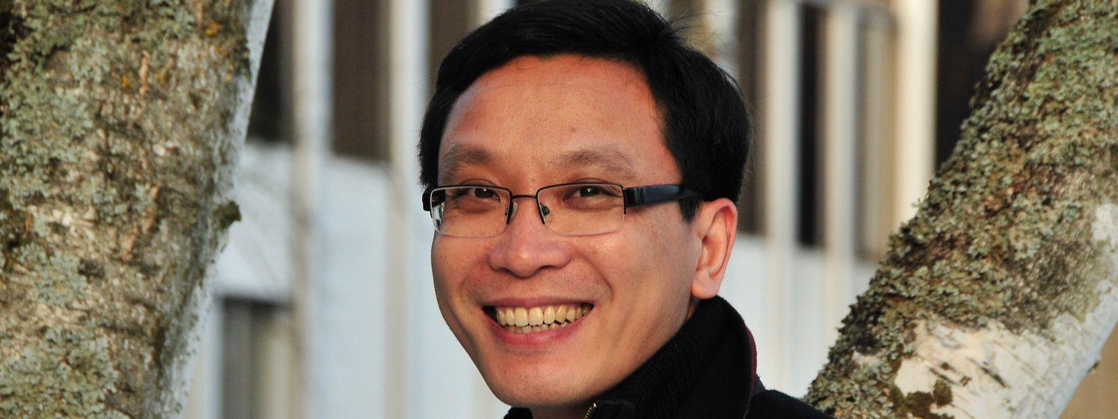 Jun Pang ist einer der Forscher der Fakultät für Naturwissenschaften, Technologie und Kommunikation (FSTC).