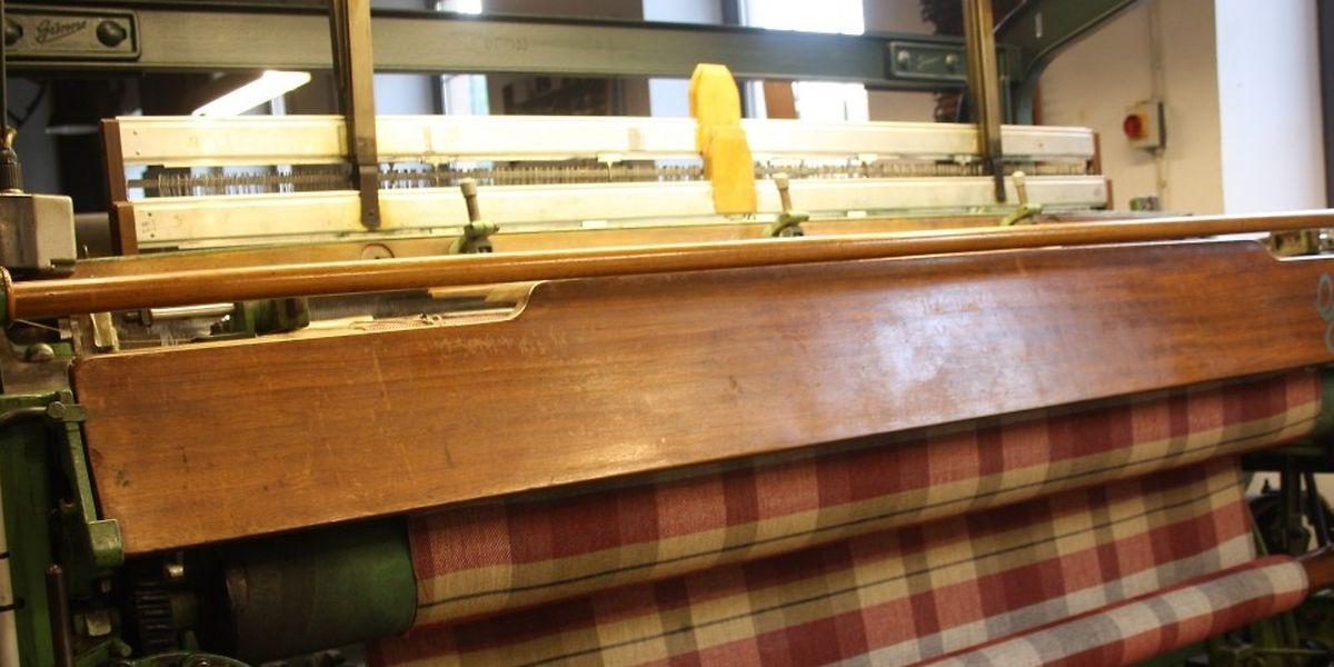 Webstühle, Kardiermaschinen und Wollwalkgeräte waren echte Wunder der Textilindustrie des späten 19. und frühen 20. Jahrhunderts.