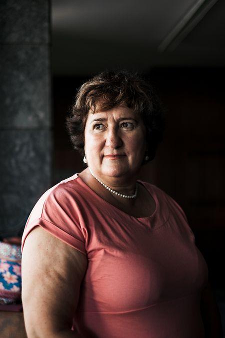 Zita Gurmai, do Partido Socialista