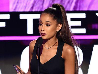 La chanteuse s'est dise «brisée» après l'attaque terroriste survenue pendant son concert à Manchester.