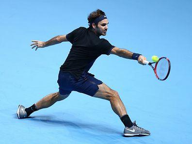 Roger Federer muss verletzungsbedingt absagen.