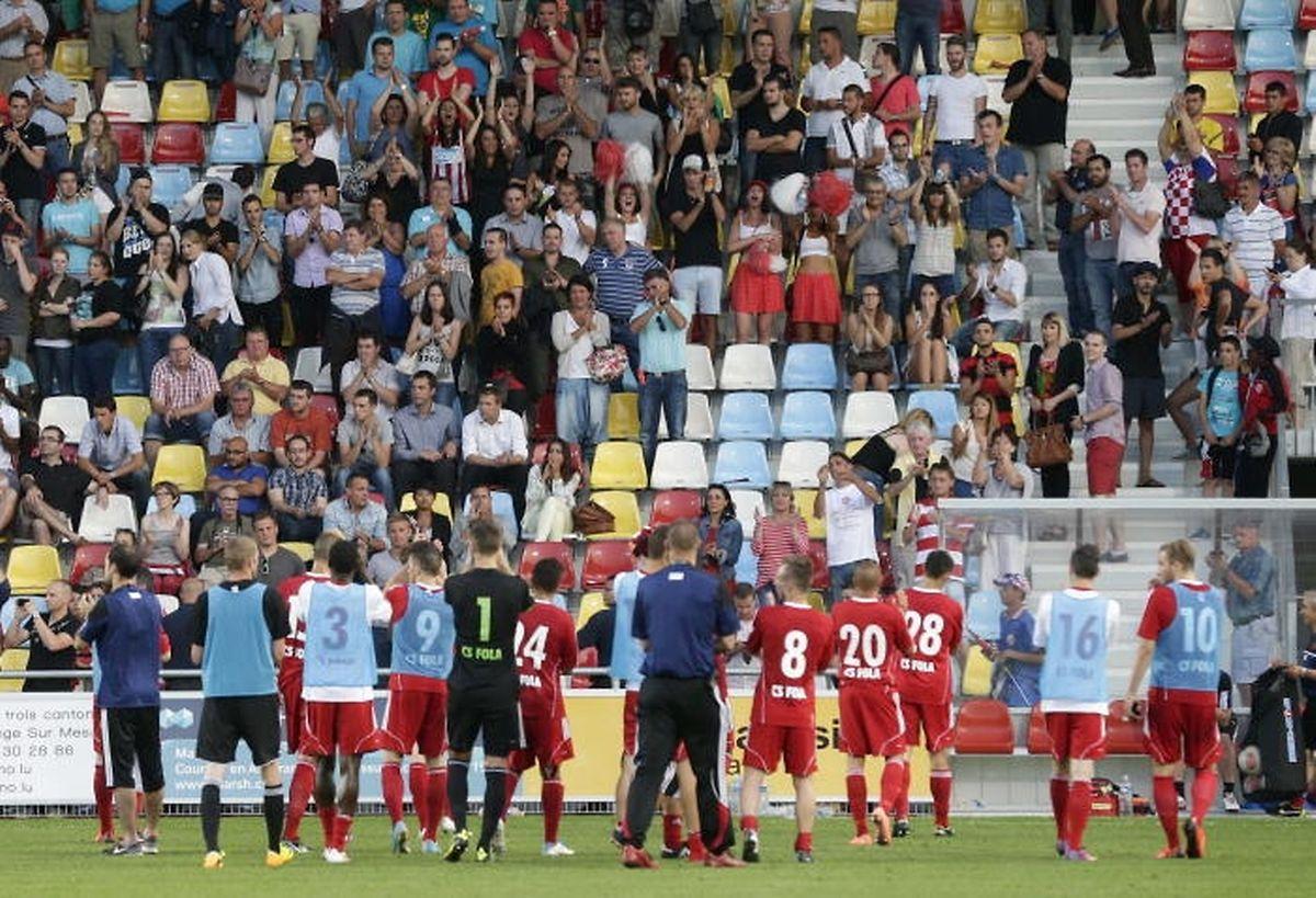 2013 standen sich Fola und Dinamo Zagreb bereits gegenüber. Damals verlief alles friedlich.