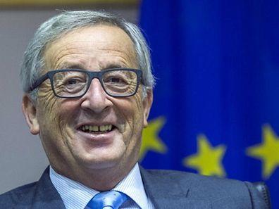 """Jean-Claude Juncker verteidigt sich gegen alle möglichen Kritiken an ihm und seiner """"politischen Kommission""""."""