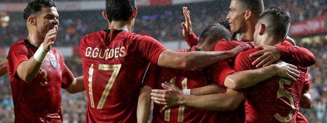 Depois da vitória do Europeu de 2016, Portugal vai tentar a conquista do Mundial de 2018.