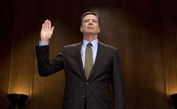 Comey genoss große Unterstützung — Amtierender FBI-Direktor