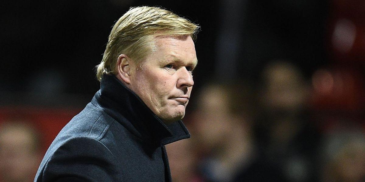Ronald Koeman steht nun bei der niederländischen Nationalmannschaft in der Verantwortung.