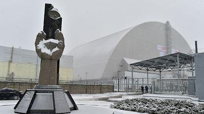 Auch Computer des 1986 havarierten Kernkraftwerks Tschernobyl sind von dem Cyberangriff auf Netzwerke in der Ukraine betroffen.