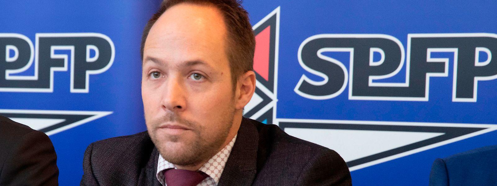 Obwohl Christian Schleck nicht versetzt wird, ist der Fall für die Gewerkschaft SPFP noch nicht abgeschlossen.