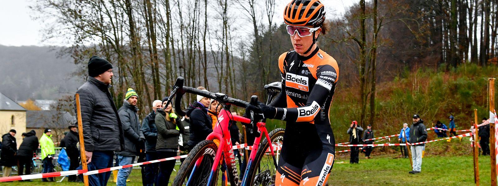 Christine Majerus ist die einzige Luxemburgerin in der Frauenkonkurrenz.