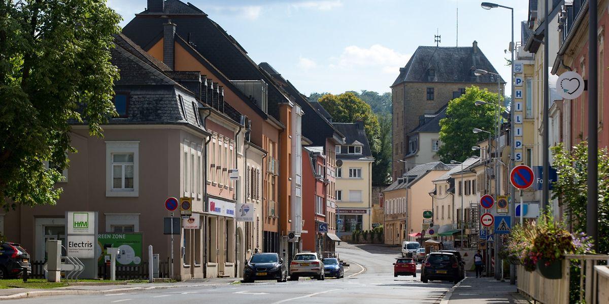 Im Zentrum von Mersch gibt es immer weniger kleine Betriebe.