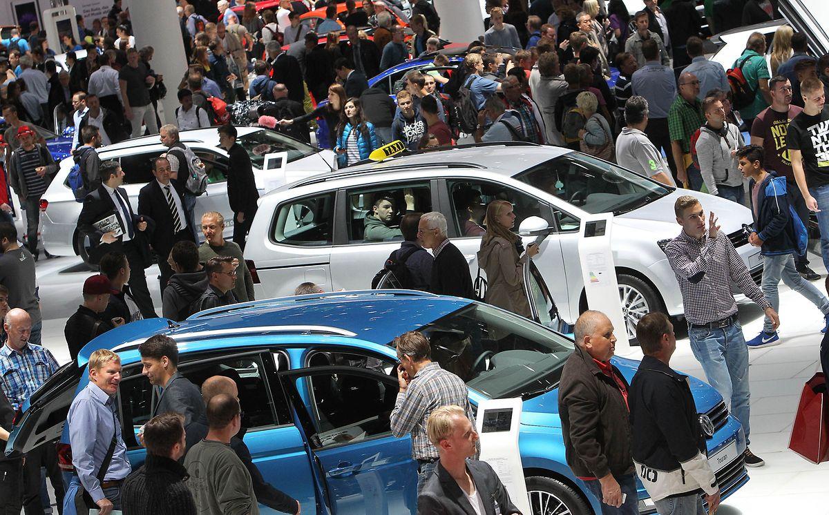 D'ici 2025, l'objectif du constructeur allemand est de vendre un million de voitures dites zéro émission.