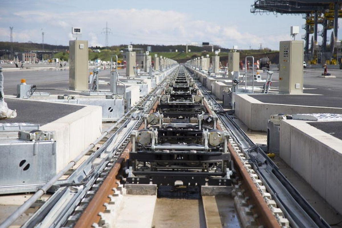 Le hub logistique de Bettembourg va forcément accroître la pression sur le rail.